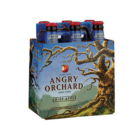 Angry Orchard Hard Cider, Crisp Apple