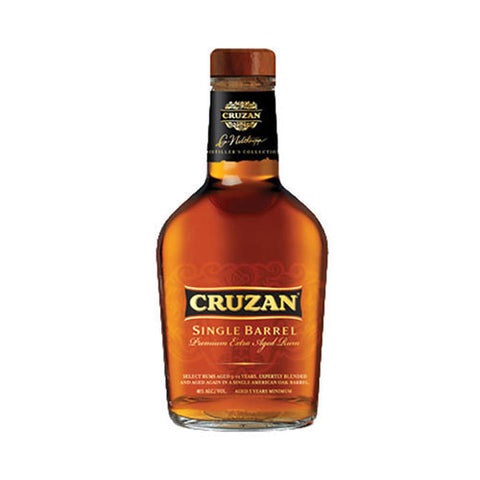 Cruzan Rum, Dark, Single Barrel