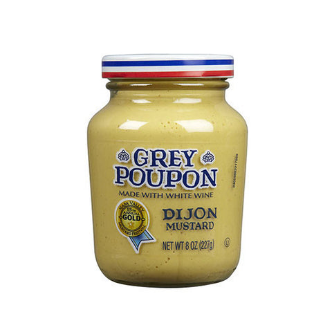 Mustard, Dijon, Grey Poupon