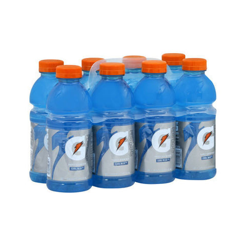 Gatorade, Blue, 20 oz Bottles
