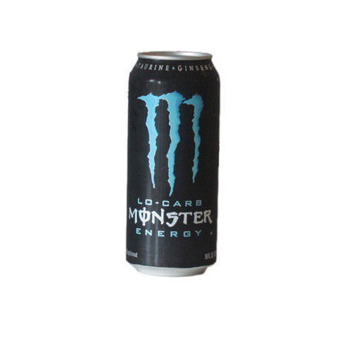 Monster, Blue Low-Carb, 16 oz can