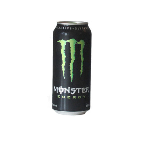 Monster, Green, 16 oz can