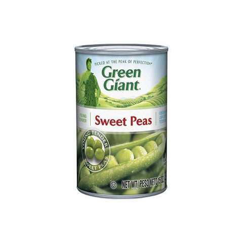 Sweet Peas, Green Giant