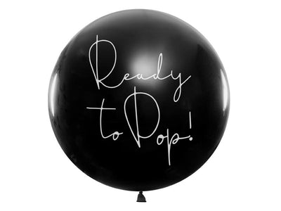 Balloon Gender Reveal  - Boy, 1m