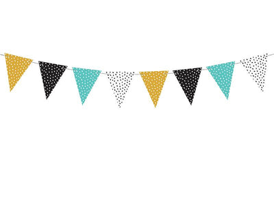 Dinosaurs Flag Bunting  - Flags, 1.3m