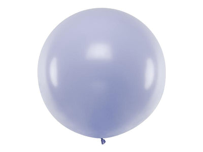 Lilac Giant Latex Balloon, Jumbo Lilac Balloon, Wedding Balloon,