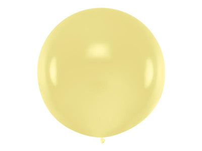 Giant Cream Latex Balloon, Jumbo Cream Balloon, Wedding Balloon,