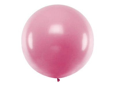 Giant Light Pink Latex Balloon, Jumbo Light Pink Balloon, Wedding Balloon,