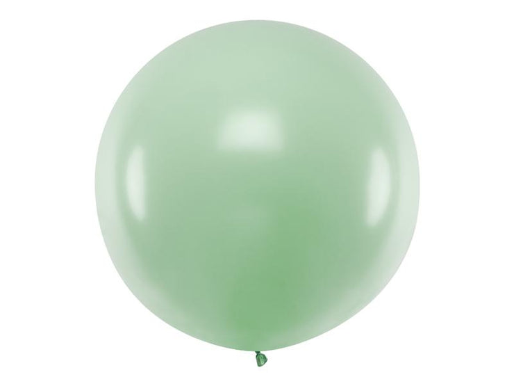 Giant Pistachio Latex Balloon, Jumbo Pistachio Balloon, Wedding Balloon,