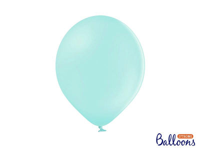 Strong Balloons 30cm, Pastel Light Mint (1 pkt / 10 pc.)