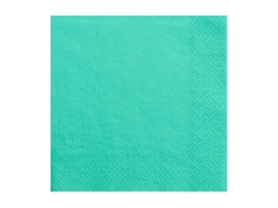 Mint Napkins 3 layers, 33x33cm (1 pkt / 20 pc.)