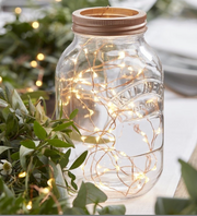 Foliage String Lights, Rustic Wedding Decoration, Botanical Wedding Decoration
