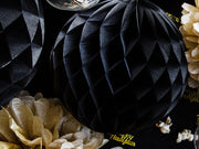 Black Honeycomb Ball,Party Hanging Decoration