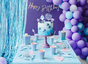 Narwhal Party Cake topper, Under The Sea Decoration , Kids Birthday Party