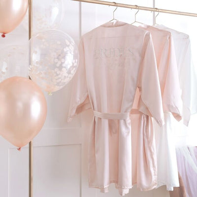 Brides Hen Party Dressing Gowns, Bridesmaid Robes, Bridal Shower Robes,Bridesmaid Gifts,
