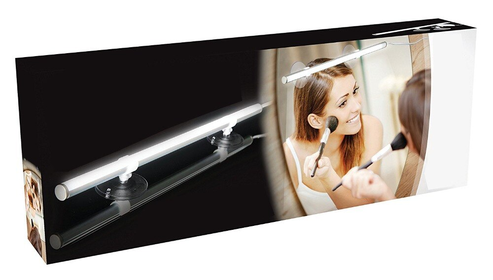 New Beauty Bright Instant Vanity Lighting Dimmable LED Mirror Light