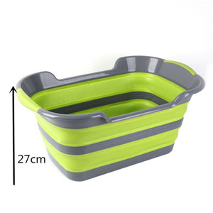 Baby Shower Portable Silicone Pet Bath Tubs Bath Accessories Baby Folding Non-Slip Bathtub Safety Security Cat Dog Bath Tubs