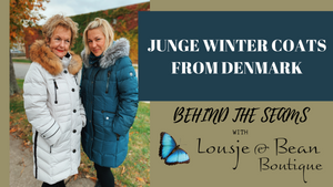 Junge Winter Coats from Denmark