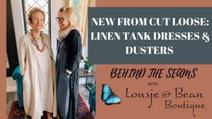 New From Cut Loose: Duster Shirt Dresses