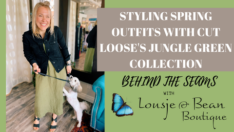 Cut Loose Jungle Collection