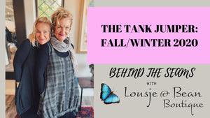 Behind The Seams: F/W 2020 Tank Jumper!