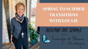 Seasonal Transitions w Lousje Part 2!