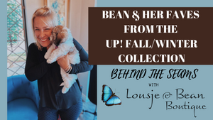 Behind The Seams: FALL/WINTER UP! IS HERE