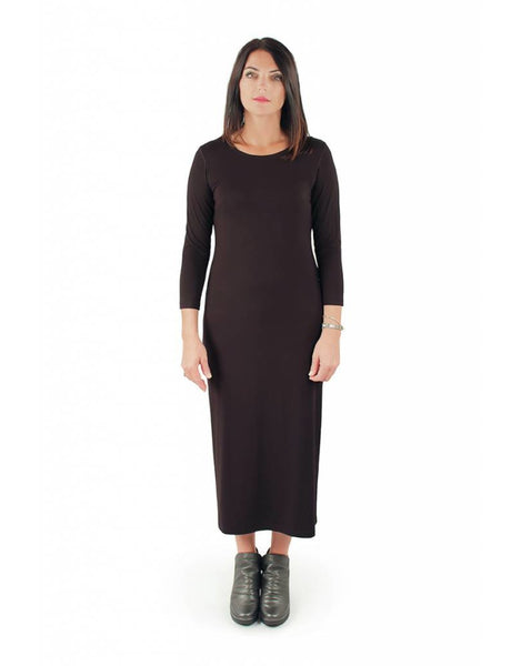 L&B Cora Dress in Blk