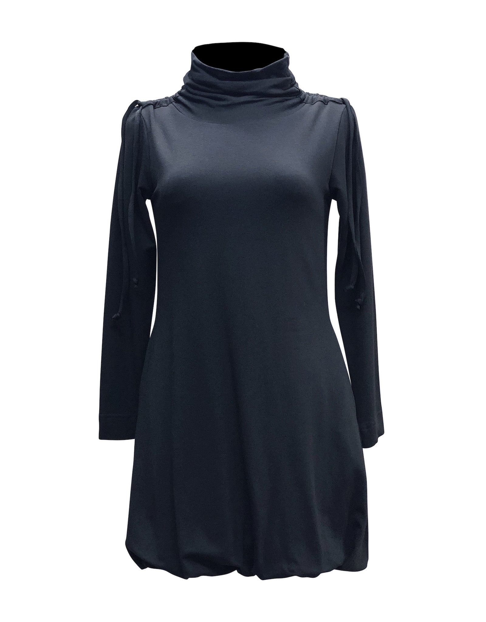 L&B Jantje Dress in Black