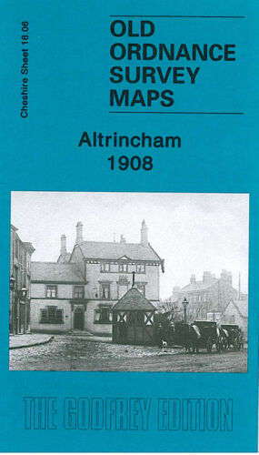 Altrincham 1908 - Cheshire Sheet 18.06