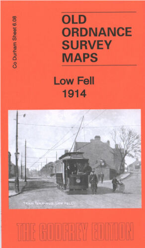 Low Fell 1914 - Durham Sheet 6.08b