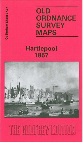 Hartlepool 1857 - Durham Sheet 37.07a