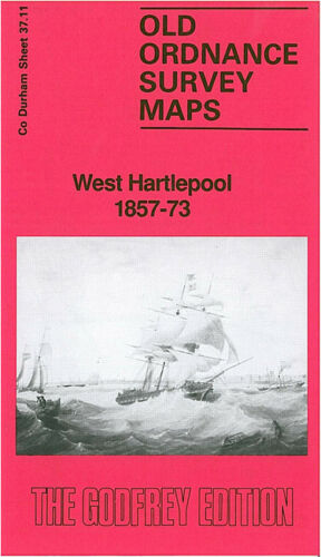 West Hartlepool 1857-73 - Durham Sheet 37.11a