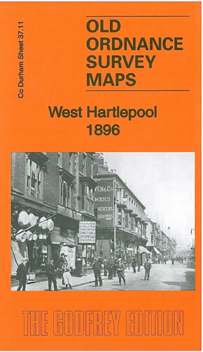 West Hartlepool 1896 - Durham Sheet 37.11b