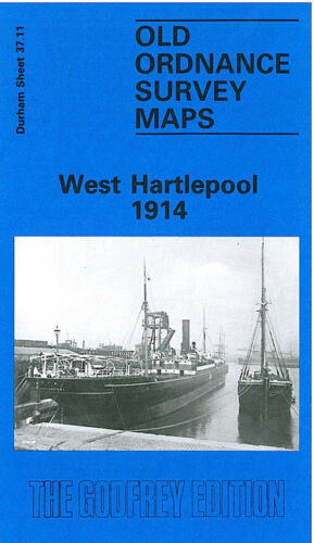 West Hartlepool 1914 - Durham Sheet 37.11c