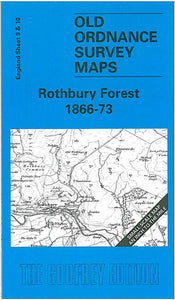 Rothbury Forest 1866-73 - England Sheet 9/10
