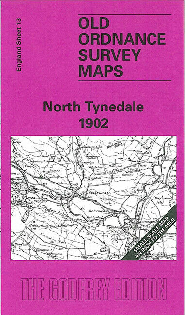 North Tynedale 1902 - England Sheet 13