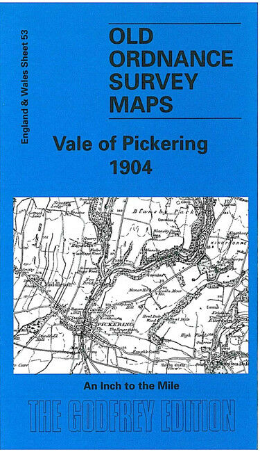 Vale of Pickering 1904 - England Sheet 53