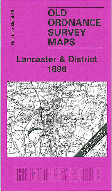 Lancaster & District 1896 - England Sheet 59