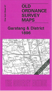 Garstang & District 1896 - England Sheet 67