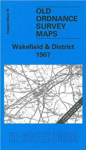 Wakefield & District 1907 - England Sheet 78