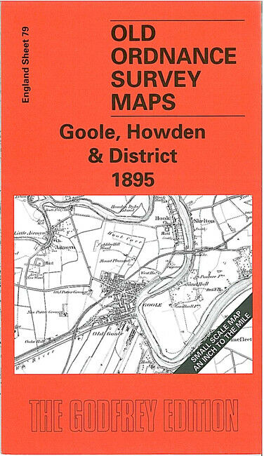 Goole, Howden & District 1895 - England Sheet 79