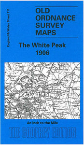 The White Peak - England Sheet 111