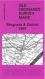 Skegness & District 1897 - England Sheet 116