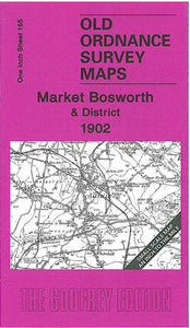 Market Bosworth & District 1902 - England Sheet 155