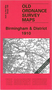 Birmingham & District 1910 - England Sheet 168