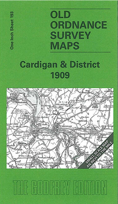 Cardigan & District 1909 - Wales Sheet 193