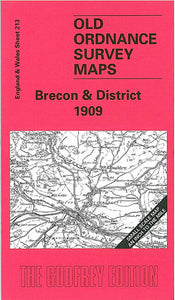 Brecon & District 1909 - Wales Sheet 213