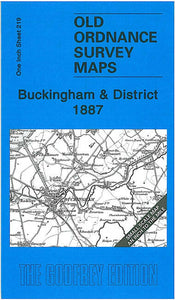 Buckingham & District 1887 - England Sheet 219