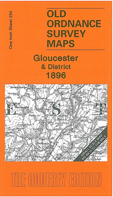 Gloucester & District 1896 - England Sheet 234